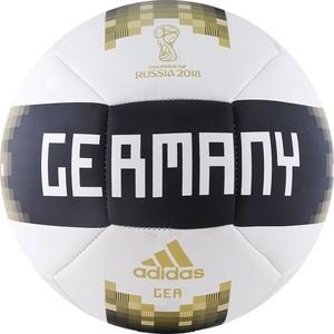 Мяч футбольный Adidas WC2018 Capitano DFB CE9960 р5