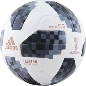 Мяч футбольный Adidas Telstar Mini (CE8139) р.1 сувенирный