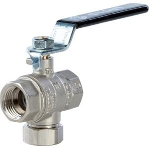 Кран STOUT шаровой с фильтром 1/2 (SVF 0001 000015) кран шаровой brand new ac 220v 16 x 1 solenoid valve