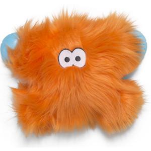 Игрушка Zogoflex Zogoflex Rowdies Fergus плюшевая оранжевая 24 см для собак (West Paw Design)