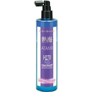 Спрей Iv San Bernard ATAMI H270 2 Phase Equalizer двухфазный для облегчения расчесывания шерсти животных 300 мл janssen 2 phase melafadin concentrate двухфазный осветляющий комплекс 6 х 7 5 мл