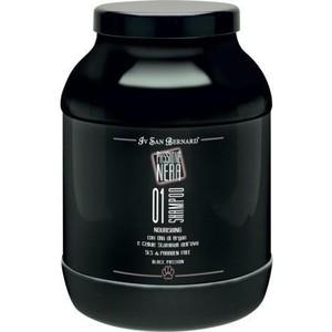 Шампунь Iv San Bernard Black Passion 01 Shampoo питательный для всех типов шерсти животных 3 л