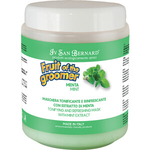Маска Iv San Bernard Fruit of the Grommer Mint Tonifying & Refreshing Mask восстанавливающая с витамином B6 для любого вида шерсти животных 1 л michael wolfe the conversion of henri iv – politics power