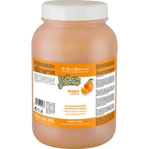 Шампунь Iv San Bernard Fruit of the Grommer Orange Strengthening Shampoo укрепляющий с силиконом для слабой выпадающей шерсти животных 3.25 л византийская армия iv xiiвв