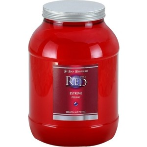 Cредство-пиллинг Iv San Bernard Mineral Red Derma Exrteme Peeling для животных 300 мл iv san bernard бальзам зеленый томат для стареющих животных 250мл