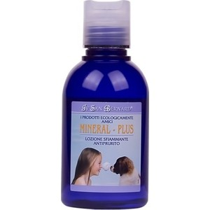 Лосьон Iv San Bernard Mineral Plus Lotion против воспаления и зуда кожи животных 125 мл