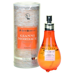 Парфюм Iv San Bernard Traditional Line Perfume Gianni Mordace для кошек и собак 150 мл парфюм iv san bernard traditional line perfume faregait для кошек и собак 150 мл