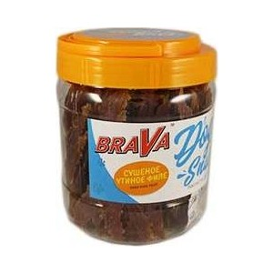 Лакомство BraVa Dog Snacks сушеное утиное филе для собак 400 г (110689) learning english language via snss and students academic self efficacy