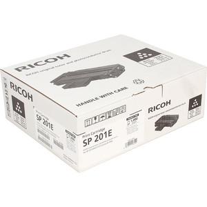 Картридж Ricoh SP 201E 1000 стр. (407999) картридж ricoh sp 230l черный black 1200 стр для ricoh sp 230dnw 230sfnw