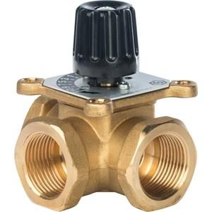Смесительный клапан STOUT 3-х ходовой 1 KVs 8 (SVM-0003-012501) сплит система ecostar kvs f12ht