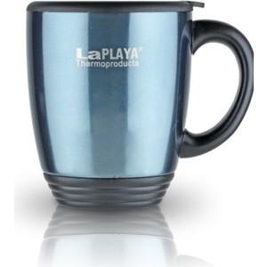 Термокружка 0.45 л LaPlaya DFD 2040 голубая (560089) laplaya 560034 warm app