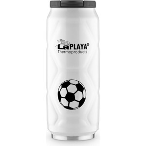 Термокружка 0.5 л LaPlaya Football Can (560104) 3d football field wall sticker