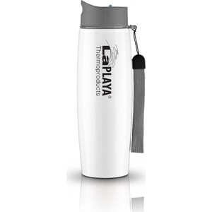 Термокружка 0.5 л LaPlaya Thermo Mug SS Strap (560062) laplaya laplaya термос thermo bottle forest 1 л