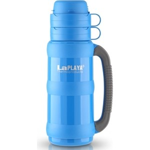 Термос 0.5 л LaPlaya Traditional Glass (560001) термос laplaya traditional 35 50 light blue