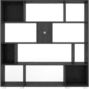 Стеллаж для документов Kulik System Aura 3001 черный