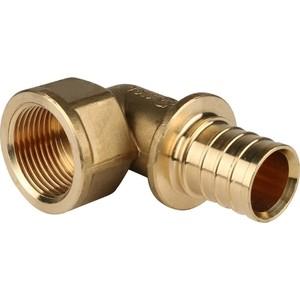 Угольник STOUT переходной с внутренней резьбой 32 х ВР 1 для труб из сшитого полиэтилена аксиальный (SFA-0006-003210) stout тройник переходной 20x16x16 для труб из сшитого полиэтилена аксиальный