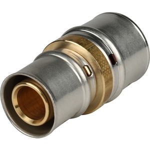 Соединение STOUT переходное 32х26 для металлопластиковых труб прессовой (SFP-0004-003226) sfp sfp connector for molex tacked 2 by 6 multi port connector 240pin original 76200 0004
