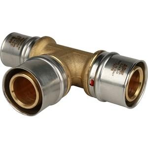 Тройник STOUT переходной 32х32х26 для металлопластиковых труб прессовой (SFP-0005-323226)