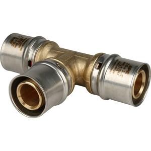 Тройник STOUT равнопроходной 26х26х26 для металлопластиковых труб прессовой (SFP-0006-262626)