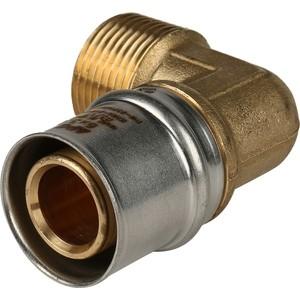 Угольник STOUT переходной с наружной резьбой 1 х 32 для металлопластиковых труб прессовой (SFP-0011-000132) stout переходник с наружной резьбой 1 2х20 для металлопластиковых труб прессовой