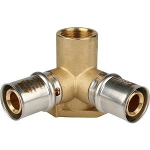 Тройник STOUT настенный с креплением 1/2 х 20 для металлопластиковых труб прессовой (SFP-0015-001220) шампур угловой сокол 450 х 10 х 1 62 0015