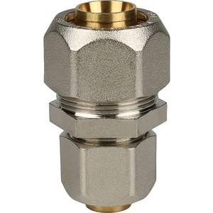 Соединение STOUT переходное 26х20 для металлопластиковых труб винтовой (SFS-0004-002620) stout муфта соединительная переходная 26x20 для металлопластиковых труб винтовой