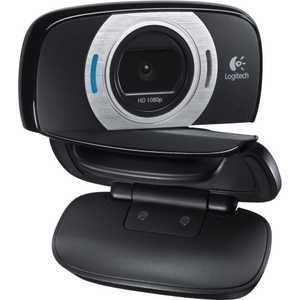 Веб-камера Logitech HD Webcam C615 (960-000737)
