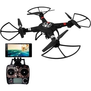 Радиоуправляемый квадрокоптер WL Toys Q303B Wifi FPV 2.4G nartor fpv mini 5 8g 150ch mini fpv receiver uvc video downlink otg vr android phone