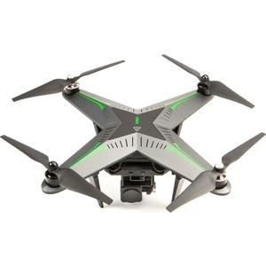Радиоуправляемый квадрокоптер XIRO XPLORER V + Портативный стедикам и дополнительный аккумулятор original xiro xplorer v kit gimbal range extender kit for xiro fpv camera drone recorder txsu