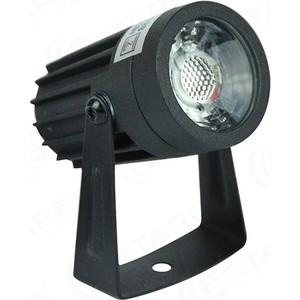 Светодиодный архитектурный светильник Estares MS-SLS-J101C 3W R-CW-30-BLACK-220-IP67 светодиодная лента estares ms 5630 180l 24v 5500 6000к