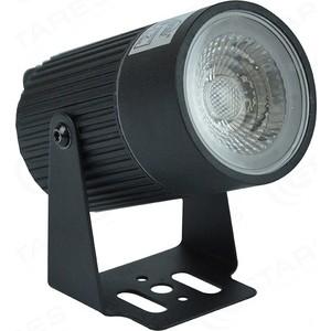 Светодиодный архитектурный светильник Estares MS-SLS-K101A 8W R-CW-60-BLACK-220-IP65 зеркало в багетной раме evoform definite 66x66 см сталь 20 мм by 1019
