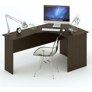 Компьютерный стол Престиж-Купе Прима СК-16309 oodji 19400016 4 16309 7970b