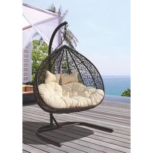 Подвесное кресло для двоих EcoDesign Gemini Y0070 ecodesign кресло для отдыха 41 дунди 108 без лозы