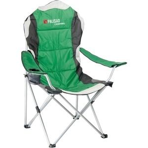 Кресло складное Palisad Camping с подлокотниками и подстаканником (69592) palisad camping 69554