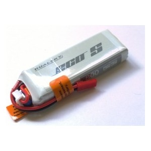 Аккумулятор Dualsky ECO 800 mAh 2S1P 7.4 V - XP08002ECO eco s 360