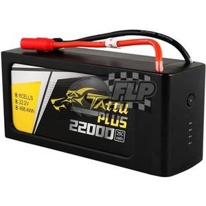 Аккумулятор Gens Li-Po 22.2 V 22000 mAh 25C (6S1P) TATTU PLUS - TA-PLUS-25C-22000-6S1P аккумулятор gens li po 14 8 v 1250 0mah 25c 4s1p tattu b25c125 4s