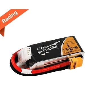 Аккумулятор Gens Li-Po 14.8 V 1300 mAh 75C Racing (4S, XT-60, EC3, Deans) - TA-75C-1300-4S1P-racing high quality zop power 14 8v 450mah 70c 4s rechargeable lipo battery jst plug for rc racing drone multirotor part vs gaoneng gnb