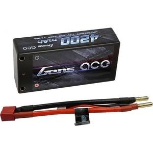 Аккумулятор Gens Li-Po 7.4 V 4200 mAh 60C Pro Racing (2S, shorty) - GA-B-60C-4200-2S2P-shorty-29