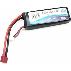 Фотография товара аккумулятор Pulsar Li-pol 11.1 V 1400 mAh, 45C, 3s1p, Deans T-Plug - Puls-LiPo-1400-3S-45C (825774)