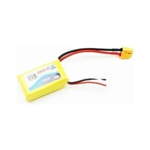 Аккумулятор Pulsar Li-pol 11.1 V 850 mAh, 35C, 3s1p, Deans T-Plug - Puls-LiPo-850-3S-40C майка борцовка print bar brutal
