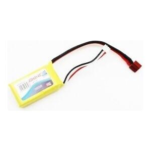 Фотография товара аккумулятор Pulsar Li-pol 7.4 V 850 mAh, 35C, 2s1p, Deans T-Plug - Puls-LiPo-850-2S-40C (825777)