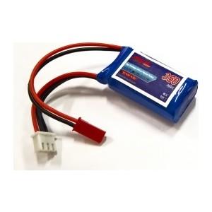 Фотография товара аккумулятор SanYan 20C 2S 350 mAh 7.4 V - SY03502S20 (825786)