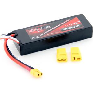 Фотография товара аккумулятор Vant Li-Po 11.1 V 4200 mAh 40C 3S (универсальный разъем) (825823)