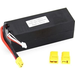 Аккумулятор Vant Li-Po 14.8 V 5200 mAh 30C 4S VTB30C52-4S аккумулятор team orion li po 14 8 v 4s 2300 mah 55c softcase xt60 racing drone battery