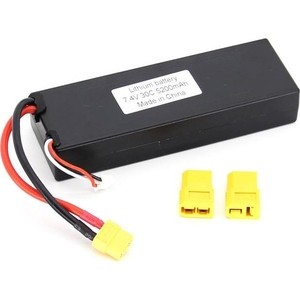 Аккумулятор Vant Li-Po 7.4 V 5200 mAh 30C 2S VTB30C52-2S 1pcs lion power 2s 7 4v 5200mah 30c lipo battery pack for rc car buggy monster truck backup li po battery