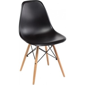 Стул Woodville Eames PC-015 black барный стул woodville eames зеленый