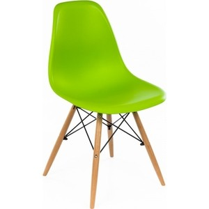Стул Woodville Eames PC-015 green стул eames pp 626