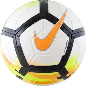 Мяч футбольный Nike Strike SC3147-100 р. 4 биол сковорода гриль чугунная биол со съемной ручкой 24 см
