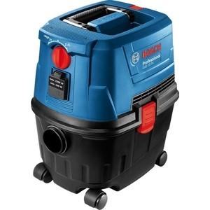 Пылесос строительный Bosch GAS 15 PS (0.601.9E5.100) строительный пылесос bosch gas 25 0 601 979 103