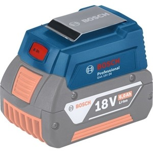 USB-переходник Bosch GAA 18V-24 для зарядки на аккумулятор 18 V (1.600.A00.J61) nokotion cn 0j2ww8 laptop motherboard for board inspiron n5110 nvidia gt525m 1gb graphics hm67 ddr3 core i7 mainboard